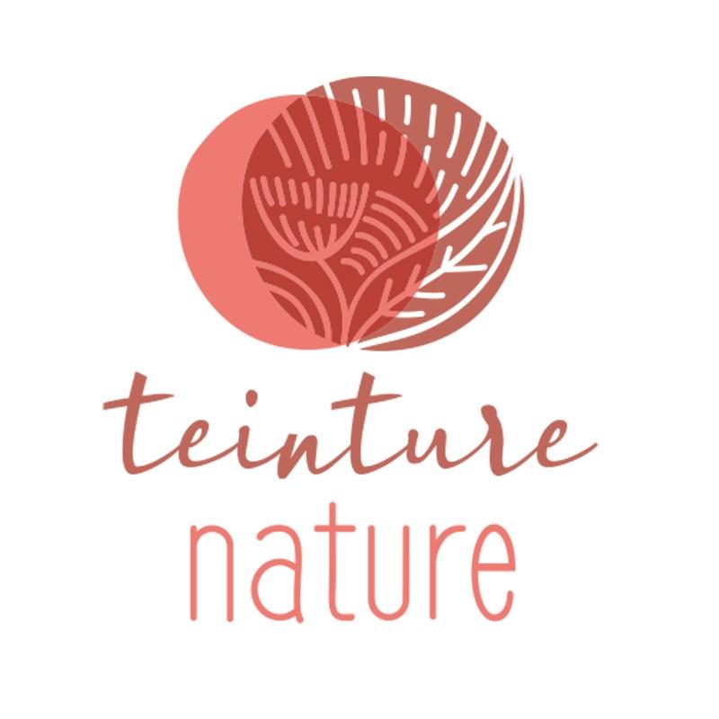 Floramedia Portfolio Concept Teinture Nature Logo